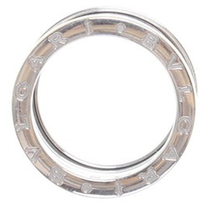 Bulgari White gold ring 'Bzero'
