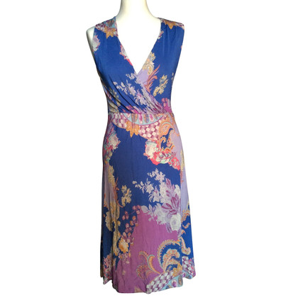 Etro Patterned dress of viscose