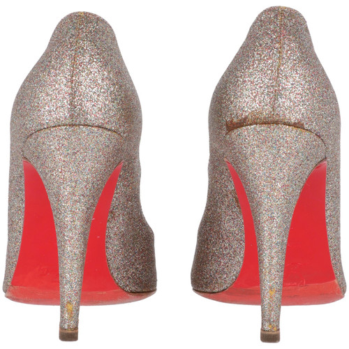pretty nice dd7d8 f39fc Christian Louboutin Fifille Leather - Second Hand Christian ...