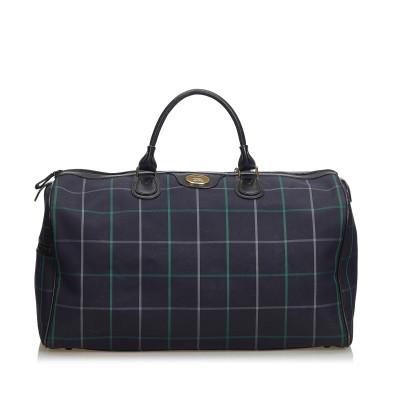 99e33f770e37 Burberry Travel bags Second Hand  Burberry Travel bags Online Store ...