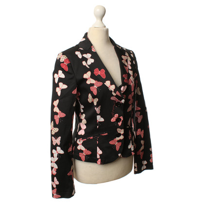 Moschino Blazer with a butterfly motif