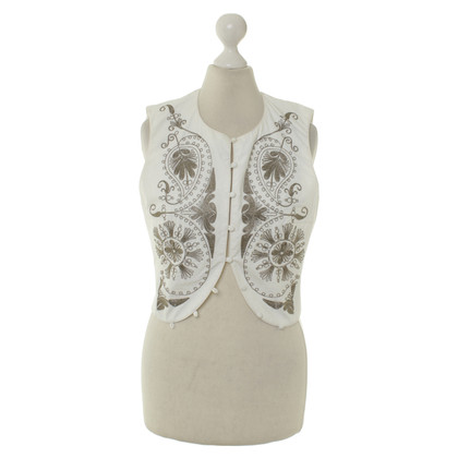 Hugo Boss Waistcoat with embroidery