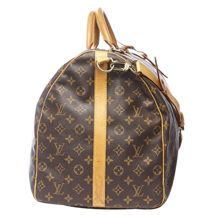"Louis Vuitton ""Keepall 60 Bandouliere Monogram Canvas"""
