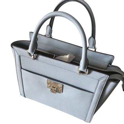 Michael Kors Handbag Blue Light