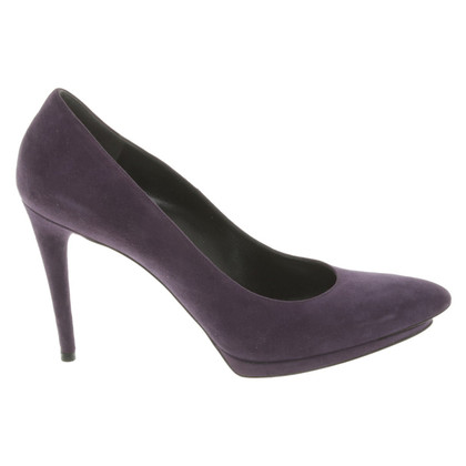 Balenciaga pumps in Viola
