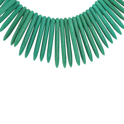 Kenneth Jay Lane Chain in green