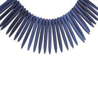 Kenneth Jay Lane Chain in dark blue