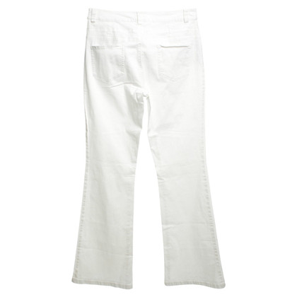 Strenesse trousers in white