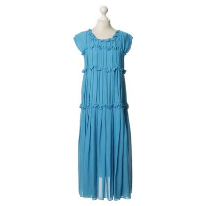 Bottega Veneta Folding dress in blue