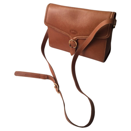 Longchamp Umhängetasche in Braun