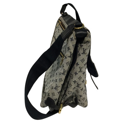 "Louis Vuitton ""Sac Maman Monogram Denim"""