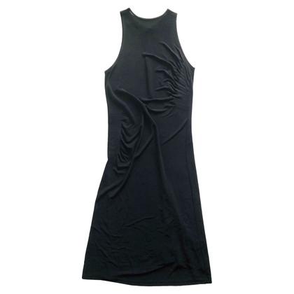 DKNY Zwarte maxi-jurk