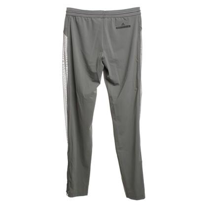 Stella McCartney for Adidas pantalons de survêtement en gris