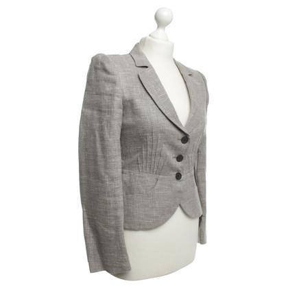 Armani Collezioni Gemaakt van linnen blazer