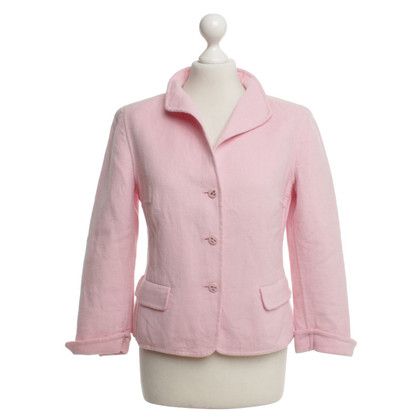 Escada Wool blazer in pink