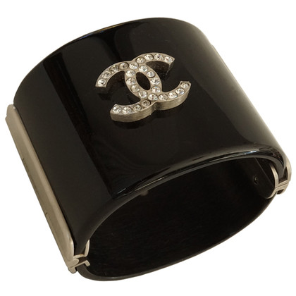 Chanel Bracelet CC logo with cross