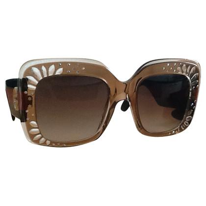 Gucci Sunglasses with Rhinestones