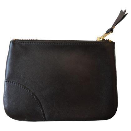 Comme des Garçons Small leather purse