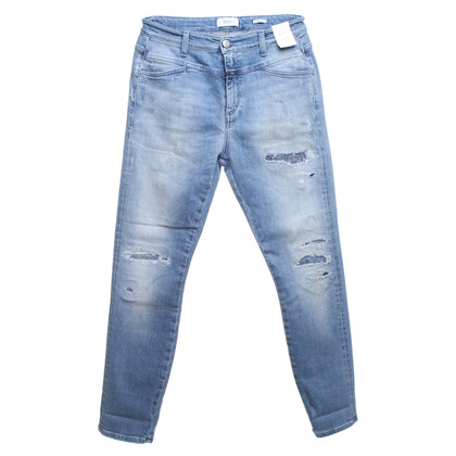 "Closed Jeans ""Skinny Pusher"" in light blue"