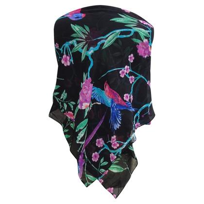 Matthew Williamson for H&M silk scarf
