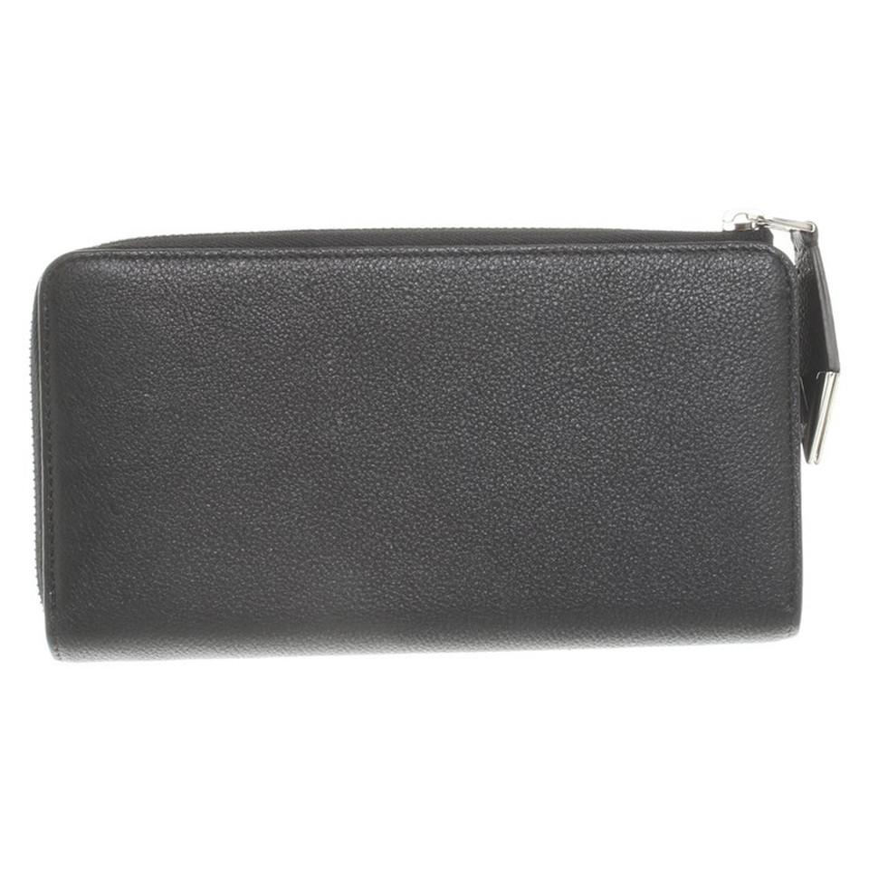Louis Vuitton Portemonnaie Schwarz