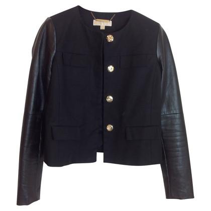 Michael Kors Black cotton jacket