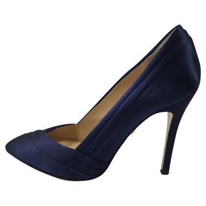Charlotte Olympia pumps in blauw