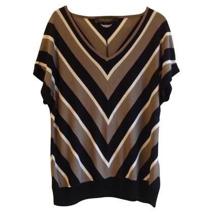 Marina Rinaldi bande de tricot chemise