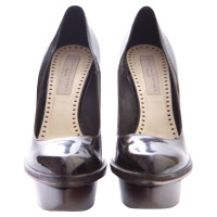 Stella McCartney pumps with wedge heel