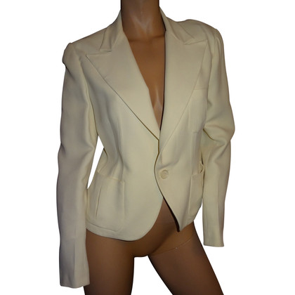 Ralph Lauren Crema Blazer
