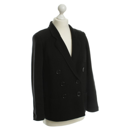 Sonia Rykiel for H&M Strickblazer in Schwarz