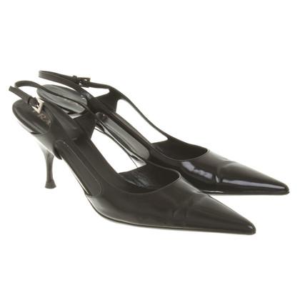 Prada Sling-pumps in black