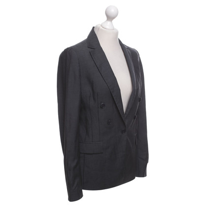 Reiss Blazer in Blau
