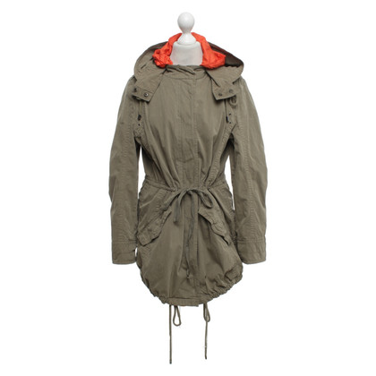 Marc Cain Parka in khaki