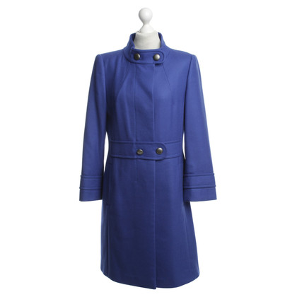 Laurèl Cappotto in Royal Blue