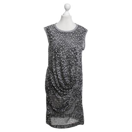 By Malene Birger Dress with leopard pattern