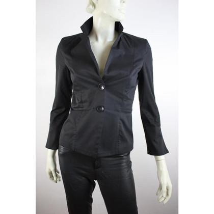 Armani Jeans Zwarte jas