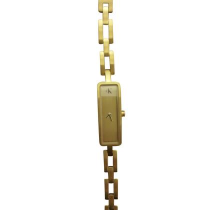 Calvin Klein Gouden Klok