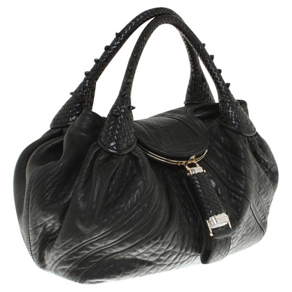 "Fendi ""Spy Bag"" in Schwarz"