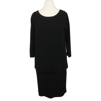 Ganni Ganni dress black