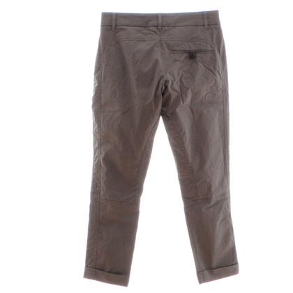Brunello Cucinelli Grey green trousers