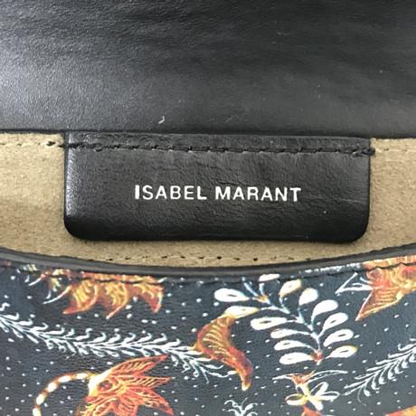 Bilder Am Billigsten Isabel Marant Beuteltasche Bunt / Muster 8iPrpbzyM1