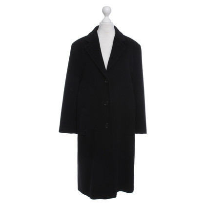 René Lezard Cappotto in nero