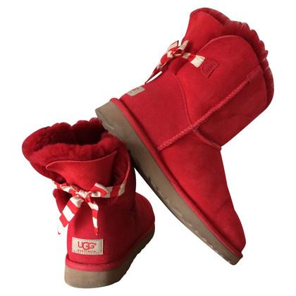 UGG Australia Stivali in Red