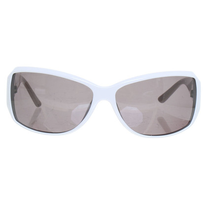 Bulgari Sunglasses in white