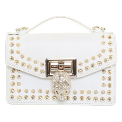 Philipp Plein Bag in bianco