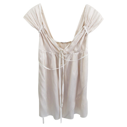 Miu Miu top silk