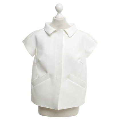 Armani Jacke in Weiß