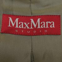 Max Mara Kostuum in lichtbruin