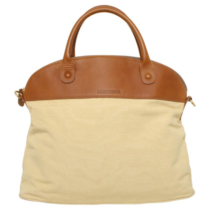 Jil Sander Hand bag in cream